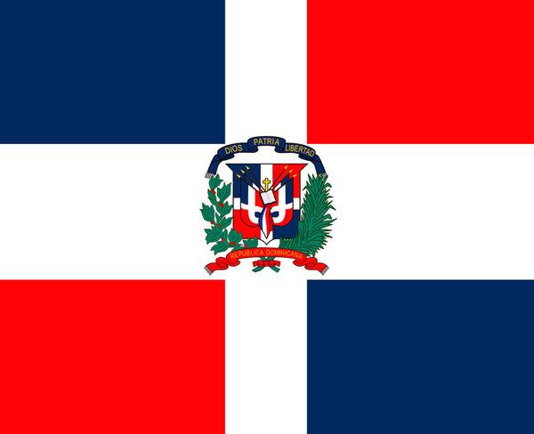 العلم الدومينيكي
