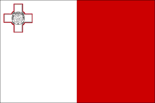 علم مالطا