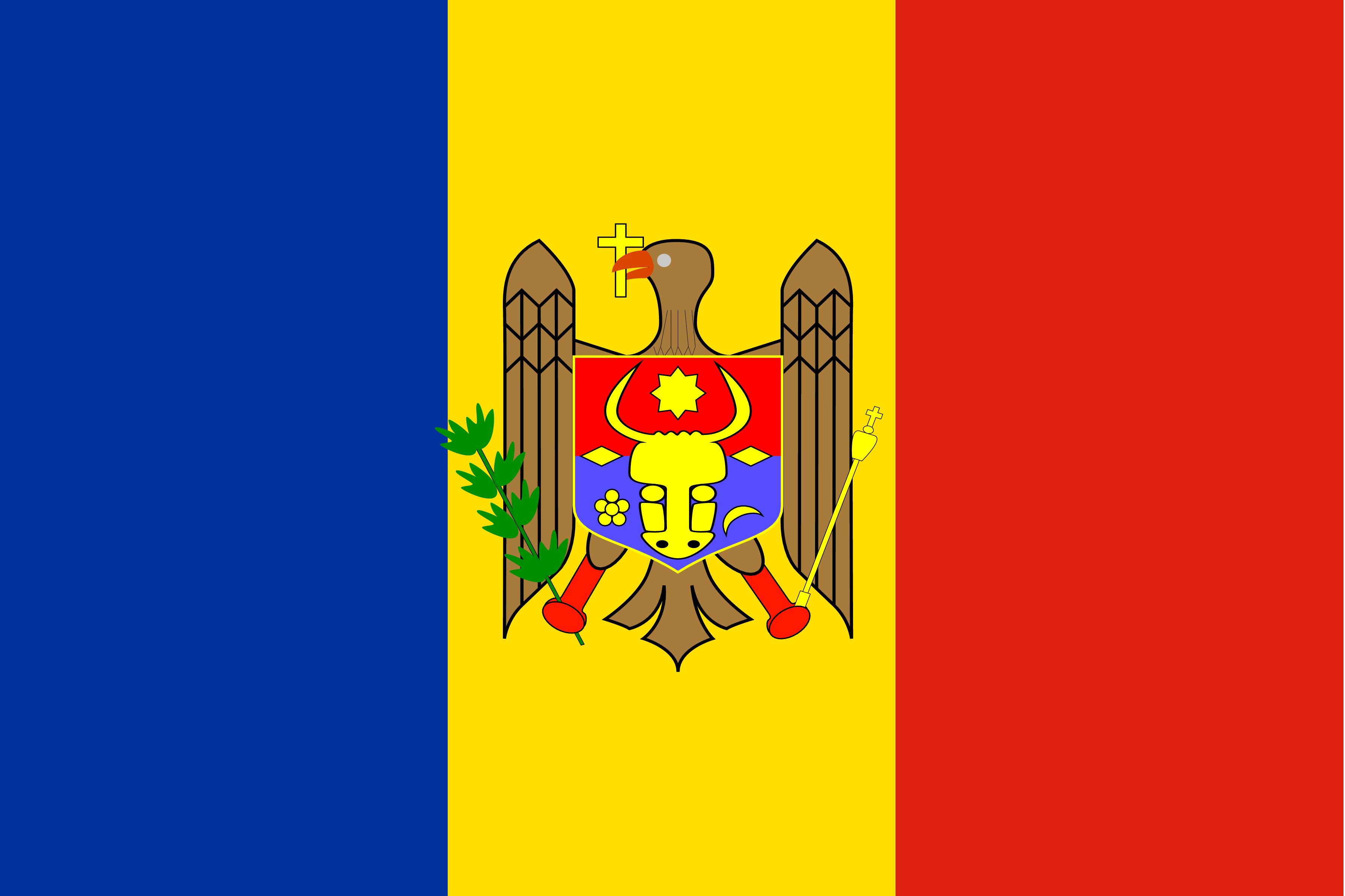 علم مولدوفا