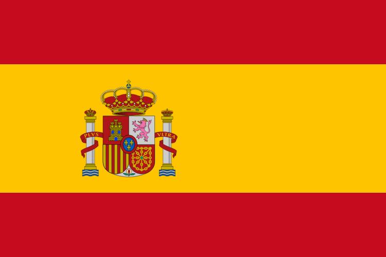 علم إسبانيا