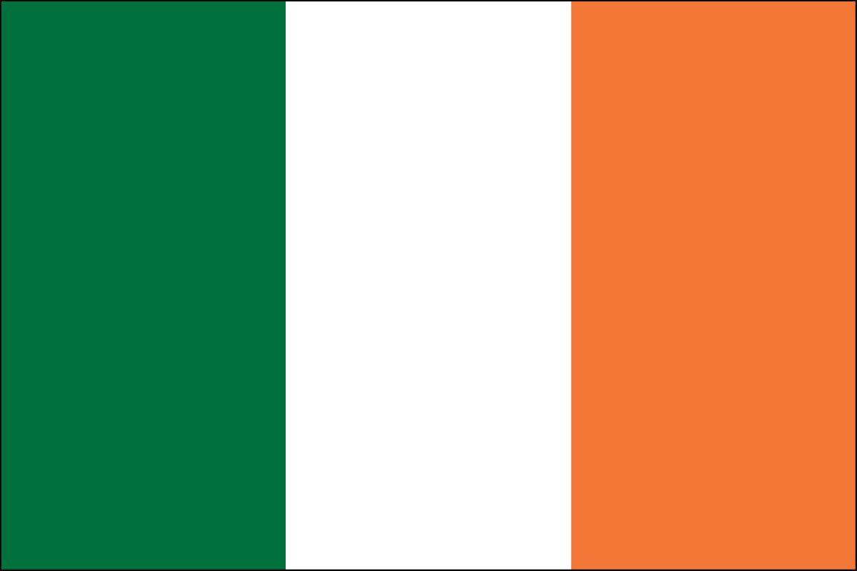 ايرلندا العلم